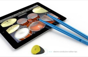 Conductive Pix And Stix Let You Rock Out With Your iPad