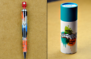 Earn Street Cred At Work With The Graffiti Pen
