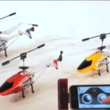 iRemoco Remote Control Helicopter for iPod or iPhone