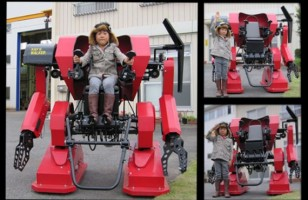Everyone Wants To Pilot Their Own Mech
