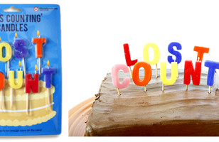 Lost Count Candles Make For One Unhappy Birthday
