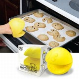 Pac Man Oven Mitts