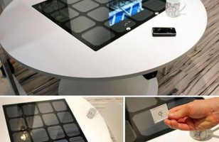 You Don't Need Wires To Charge Your Gadgets With The Solar Table