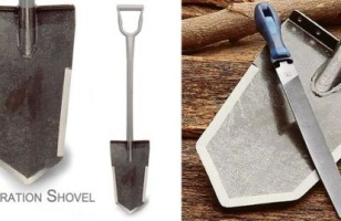 The Penetration Shovel Helps You Dig A Deep Hole In A Hurry