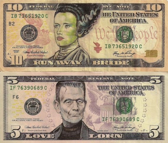 Everybody Knows Mr T Is On The Fifty Dollar Bill