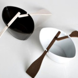 RowRow Bowl and Spoon Set