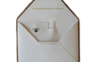 Talking Envelopes Are Slightly Less Annoying Than Cards That Play Songs