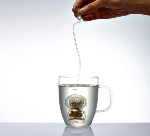 The Tea Diver Is Made For Tea Snobs