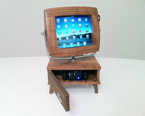 Turn Your iPad Into An Entertainment Center With V-luxe
