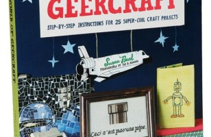 Create Geeky Crafts With World Of Geekcraft