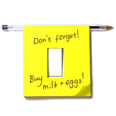 Shed Light On Reminders With Switch Notes