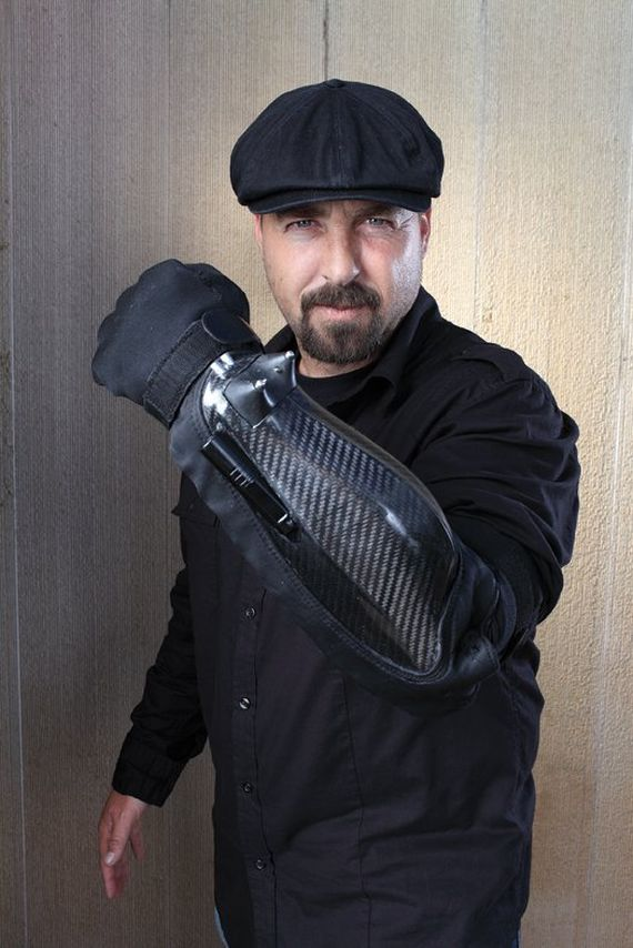 The Crime Fighting Armored Glove Puts Batman To Shame