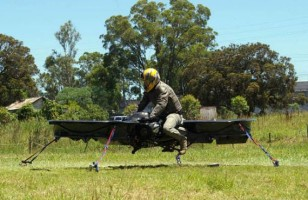What Could Be Cooler Than A Sweet Motorcycle? A Hoverbike