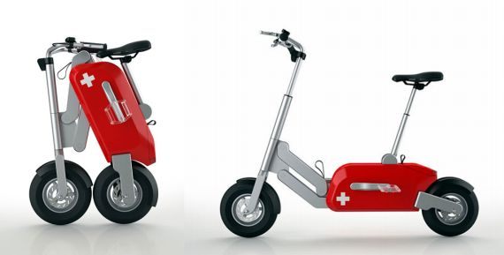The Swiss Army Bike Is The Perfect Tool For Getting Around