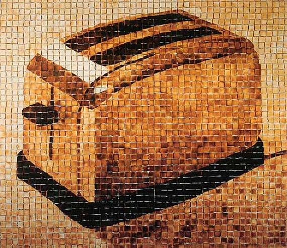 A Toaster Made Of Toast