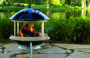 Weber Makes The Ultimate Firepit, Obviously