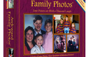 Awkward Family Photos Board Game For Awkward Family Nights