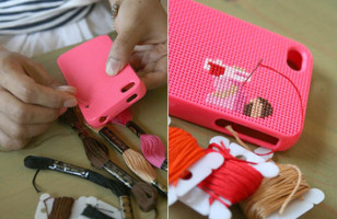 Create Your Own iPhone 4 Case