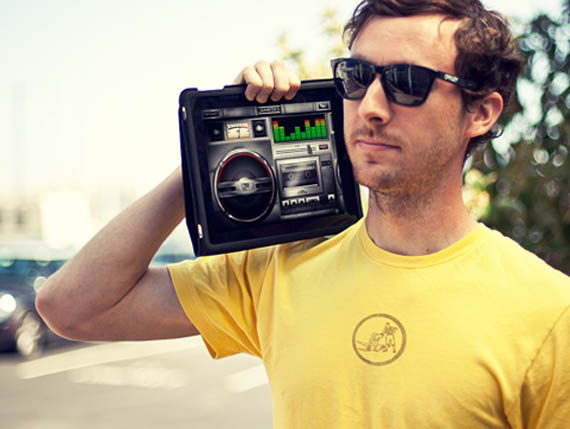 Turn Your iPad into a Boombox