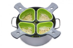 Save Your Midsection With A Portion Control Pasta Basket
