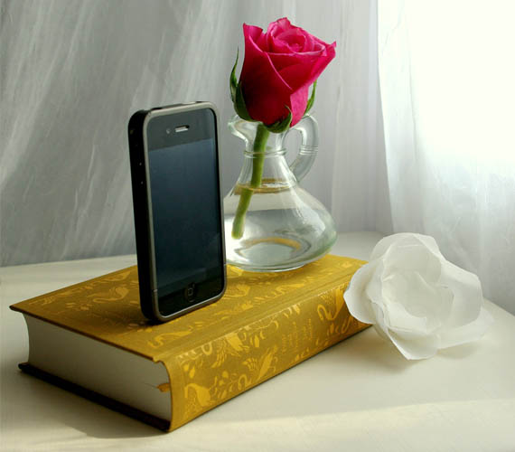 Power Up Your iPhone With A Classic Novel