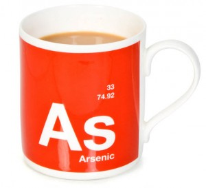 Meet Me For A Cup Of Arsenic
