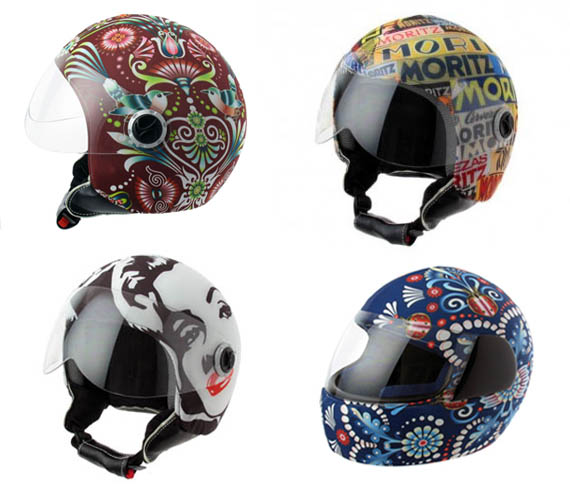 Live Dangerously and Look Good Doing It With Helmet Covers