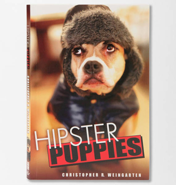 Hipster Puppies Only Read Tumblr, NPR and This Book
