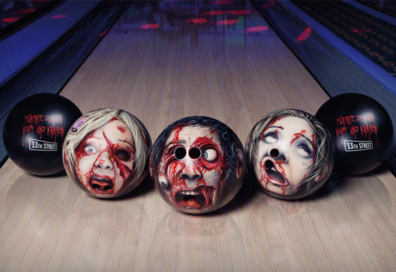 Don't Lose Your Head, It's Only Bowling