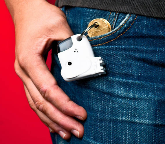 Lost Your Keys? Have Fido Find Them