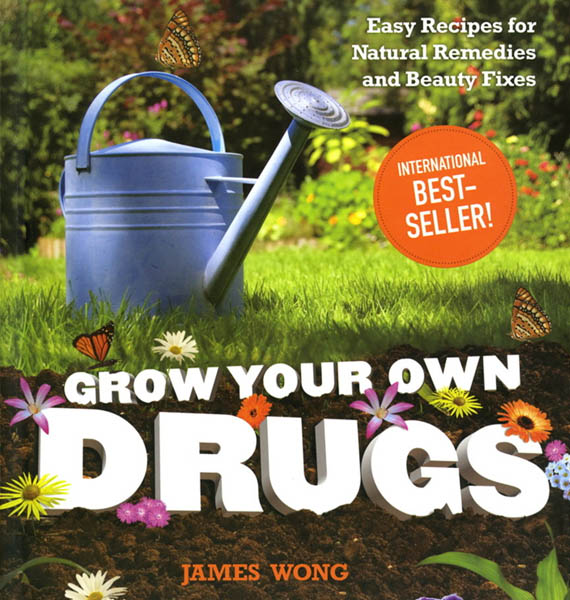 You Don't Have To Be A Stoner To Grow Your Own Drugs