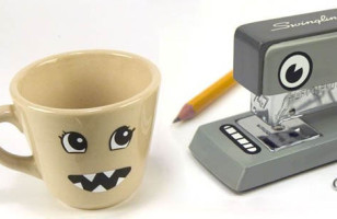 Turn Desk Accessories Into Office Friends