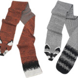 Recycled Cotton Animal Stoles
