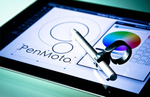 PenMoto Keeps Your Tablet Pen Close at Hand