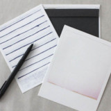 Polaroid Letter Set