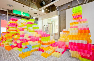 House of Post-Its