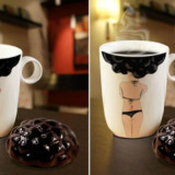 Color Changing Ceramic Cup