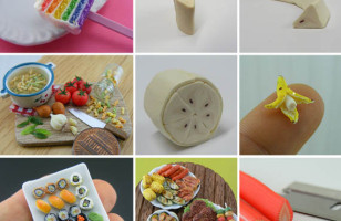 Miniatures That Are Cute Enough to Eat