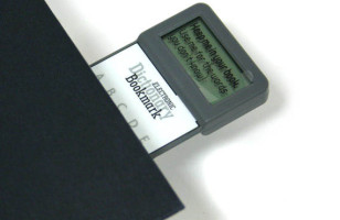 Stop Losing The Plot, Get An Electronic Dictionary Bookmark