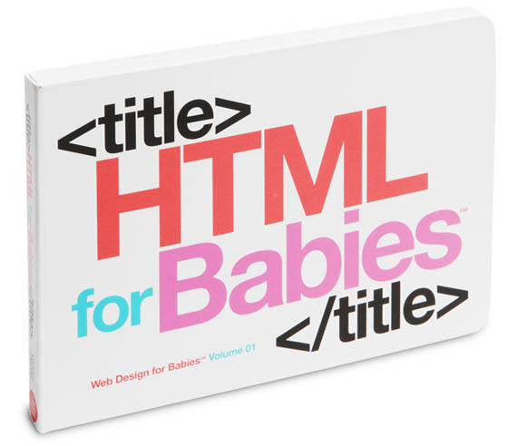Your Baby Can Learn HTML