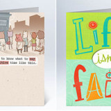 Hallmark Encouragement Cards - Loss of Job