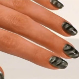Magnetic Attractions Nail Polish