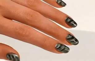 Get A Magneto-Approved Manicure