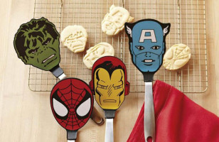 Marvel Spatulas Help Create Super Meals