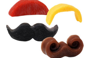 Lather Up With Mustache Soap