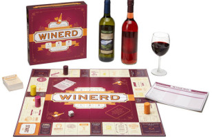 Board Game For Winos
