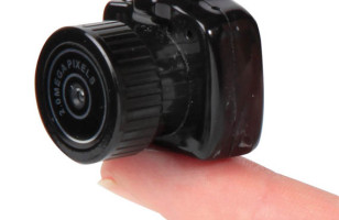 World's Smallest Camera Is Easy To Lose