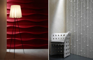 Dress Your Space With 3D Wall Panels