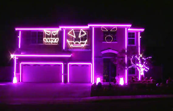 No One Does Halloween Better Than This House