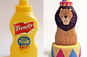 One Man's Mustard Bottle Is Another Man's Masterpiece